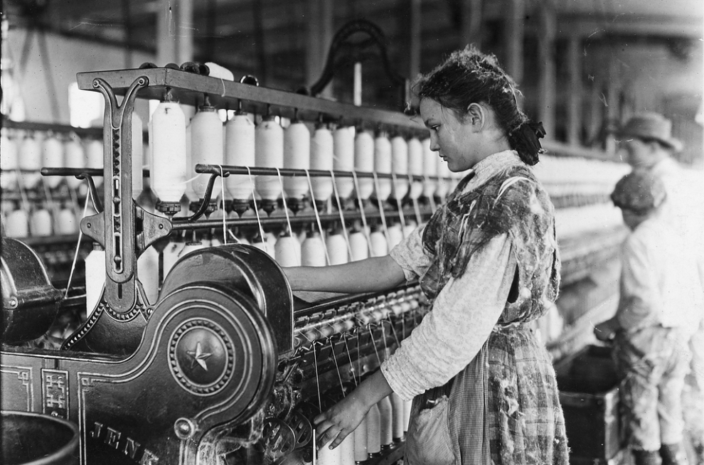 the changes of labor standards during the industrial revolution Child labor during the industrial revolution, it was common for children to work in factories, mines, and other industrial occupations children as young as four commonly worked  changes from.